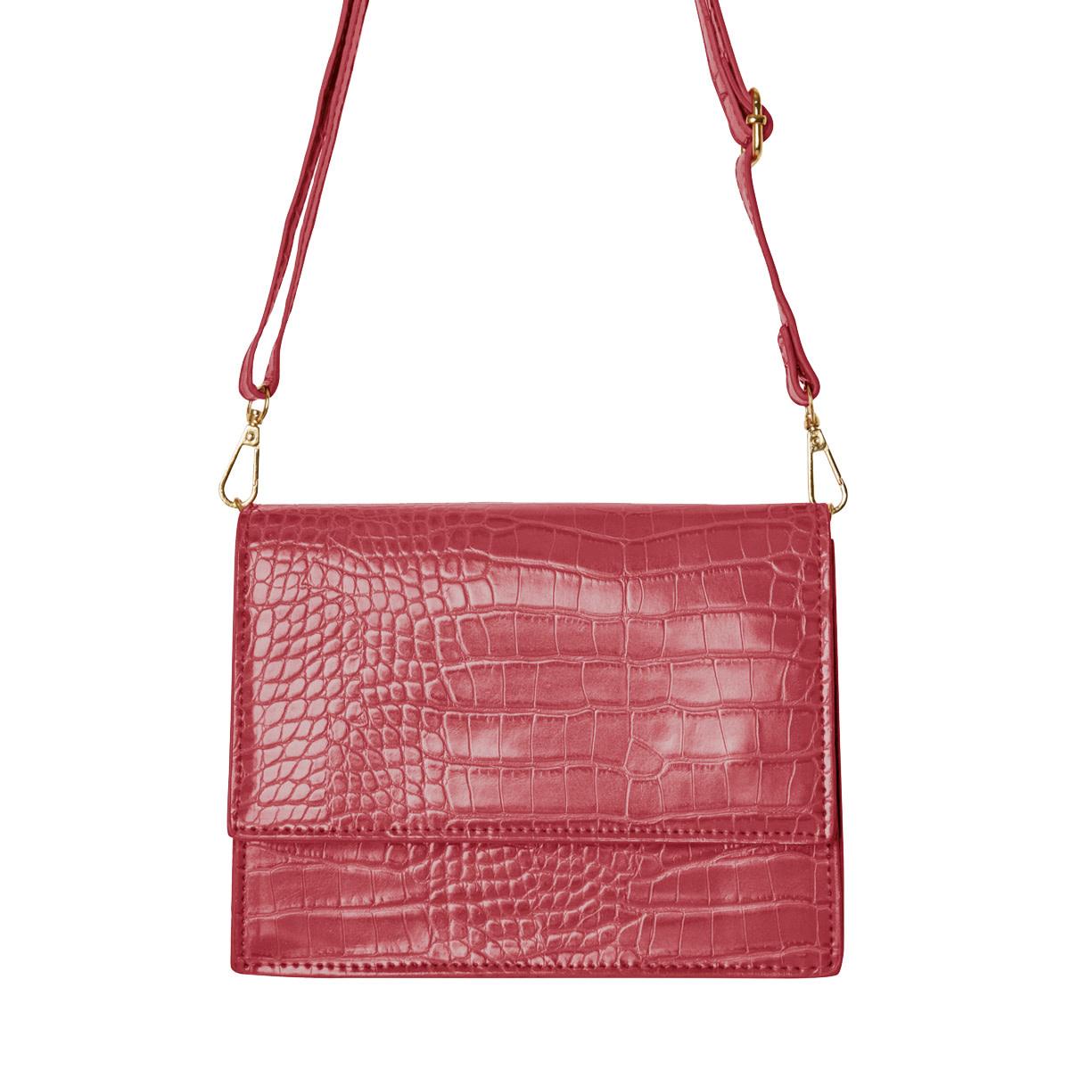 With love Bag Uptown girl - burgundy 21cm x 13.50cm x 7cm