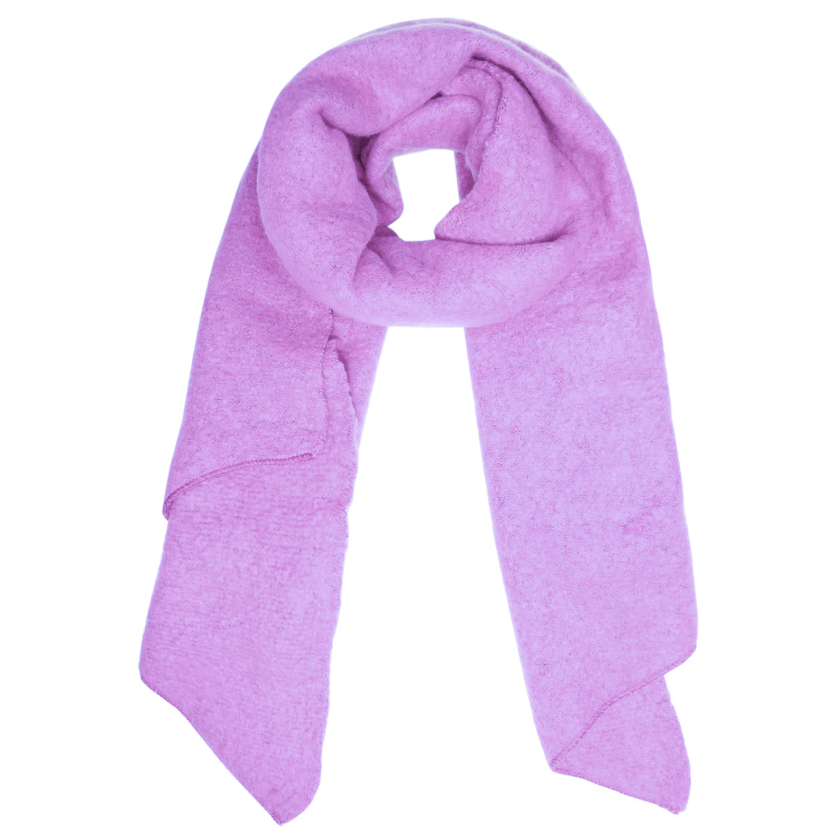 With love Scarf comfy winter - Lilac