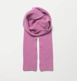 Beck Söndergaard Cass scarf - Mauve mist - wool / cashmere 25 x 200 cm