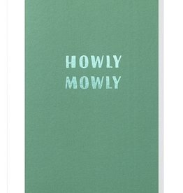 Papette Papette small greeting card 'Howly mowly' 8,5 x 13,3 cm