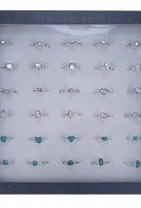 Treasure Ring children - sterling silver