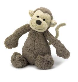 Jellycat Bashful Monkey 31 x 12 cm.