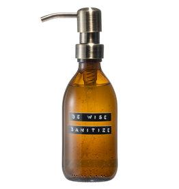 Wellmark Sanitiser 250ml 'be wise sanitize'