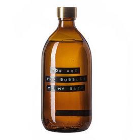 Wellmark Bath soap 500 ml. 'You are the bubbles to my bath'