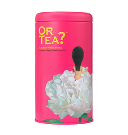 Or Tea? Or Tea?  Lychee white peony tin canister 100 gr.