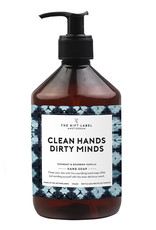 The Gift Label Hand soap  500 ml. - Clean hands dirty minds