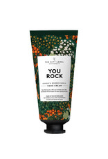 The Gift Label Hand cream tube - You rock 40 mg.