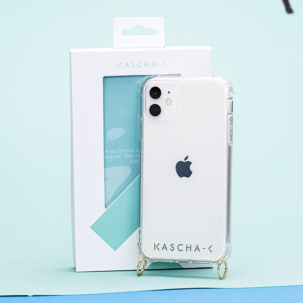 Kascha-C Essential cover gold Iphone 12 pro max