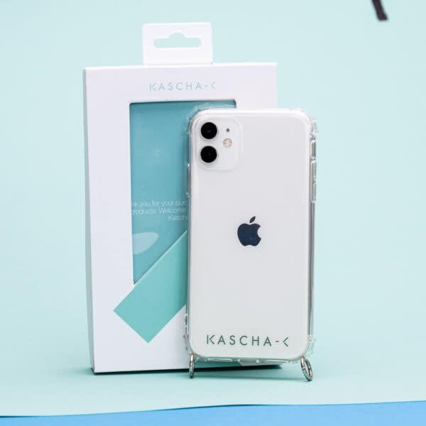 Kascha-C Essential cover silver Iphone 12 pro max