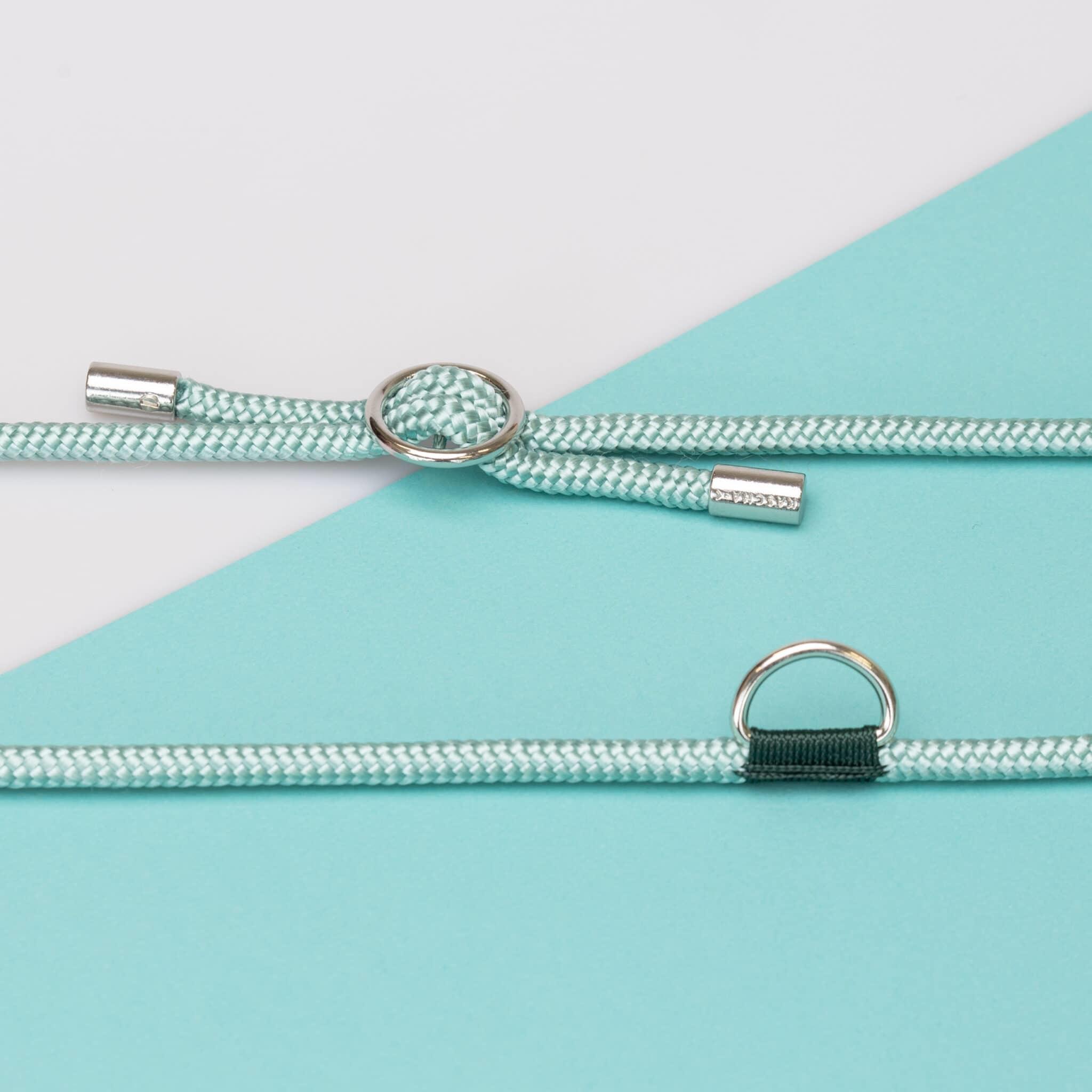 Kascha-C Basic cord 1.5 M - gold Turquoise