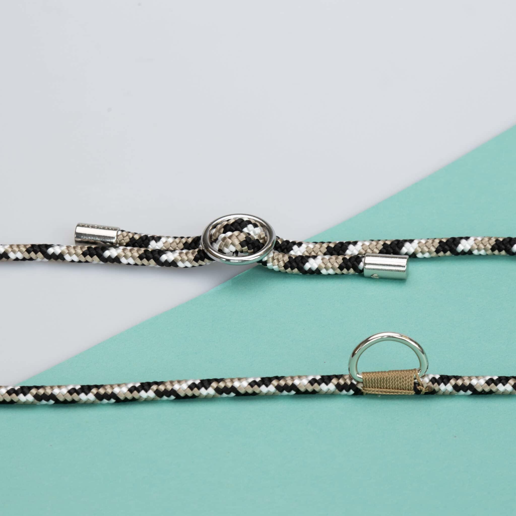 Kascha-C Basic cord 1.5 M -  gold Lepard