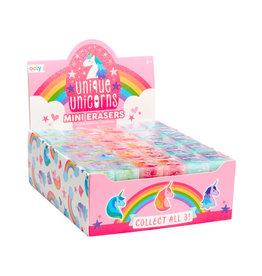 Ooly Unicorn mini eraser