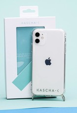 Kascha-C Essential cover silver Iphone 11