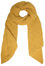 With love Scarf comfy winter - Ochre