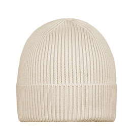 With love Beanie off white