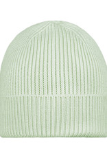 With love Beanie mint green