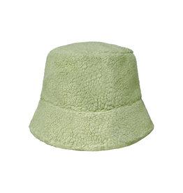 With love Bucket hat teddy - mint green