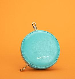Kascha-C Wallet De Round tropics 11 x 2 cm