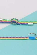 Kascha-C Basic cord 1.5 M -  silver Rainbow
