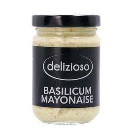 Delizioso Basilicum mayonaise 130 gr.