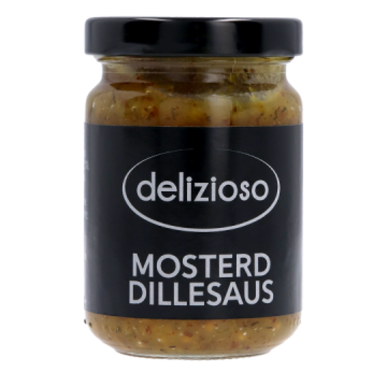 Delizioso Mustard - dill sauce 130 gr.