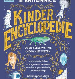 Lannoo Uitgeverij De Brittania Kinderencyclopedie