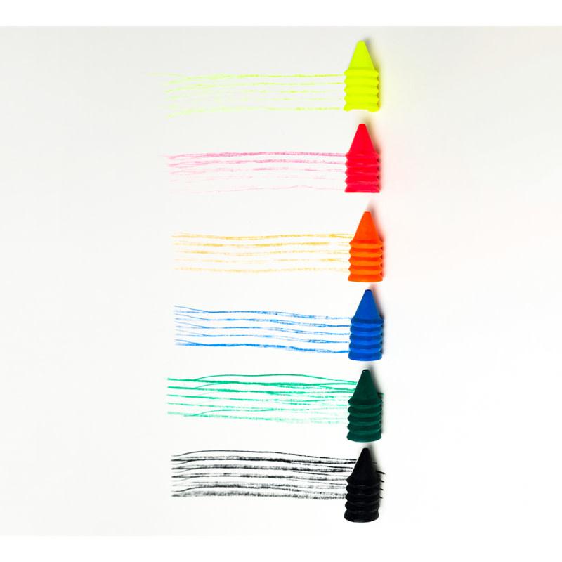 OMY Omy finger crayons