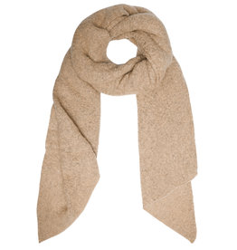 With love Scarf  comfy winter - camel