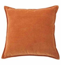 Goround Interior Cushion velvet  45 x 45 cm - burned orange