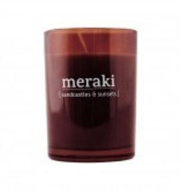 Meraki Meraki scented candle sandcastels & sunsets