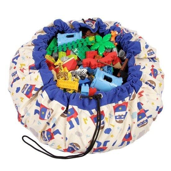 Play & Go Play & Go playmat superhero