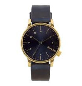 Komono Komono Winston watch - Regal blue
