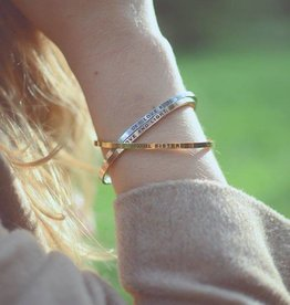 Prana bracelet rosé