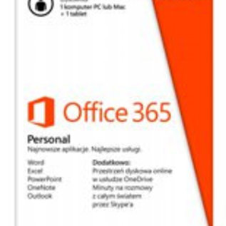 Office 365 Personal   32 / 64 Bits