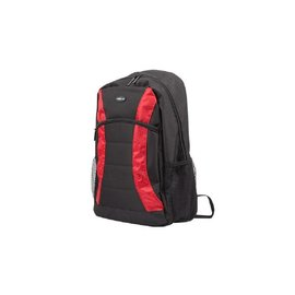 Natec Backpack Black/Red 17.3 inch