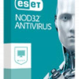 ESET ESET NOD32 Antivirus 1-PC 1 year