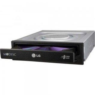 LG LG GH24NSD1 optisch schijfstation Intern Zwart DVD Super Multi DL
