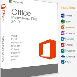 Microsoft Office Office Professional Plus 2019
