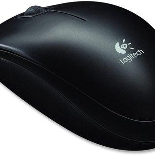 Logitech OEM Optical Mouse B100 Black
