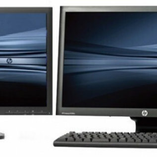 HP Pro 6300 SFF - Intel Core i5 - 4GB - + Dual 2x 22'' Widescreen LCD