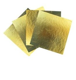 Alissi Brontë Luxury 24 K Gold Sheets 25x