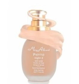 Alissi Brontë Phyto Night3 foundation 30ml