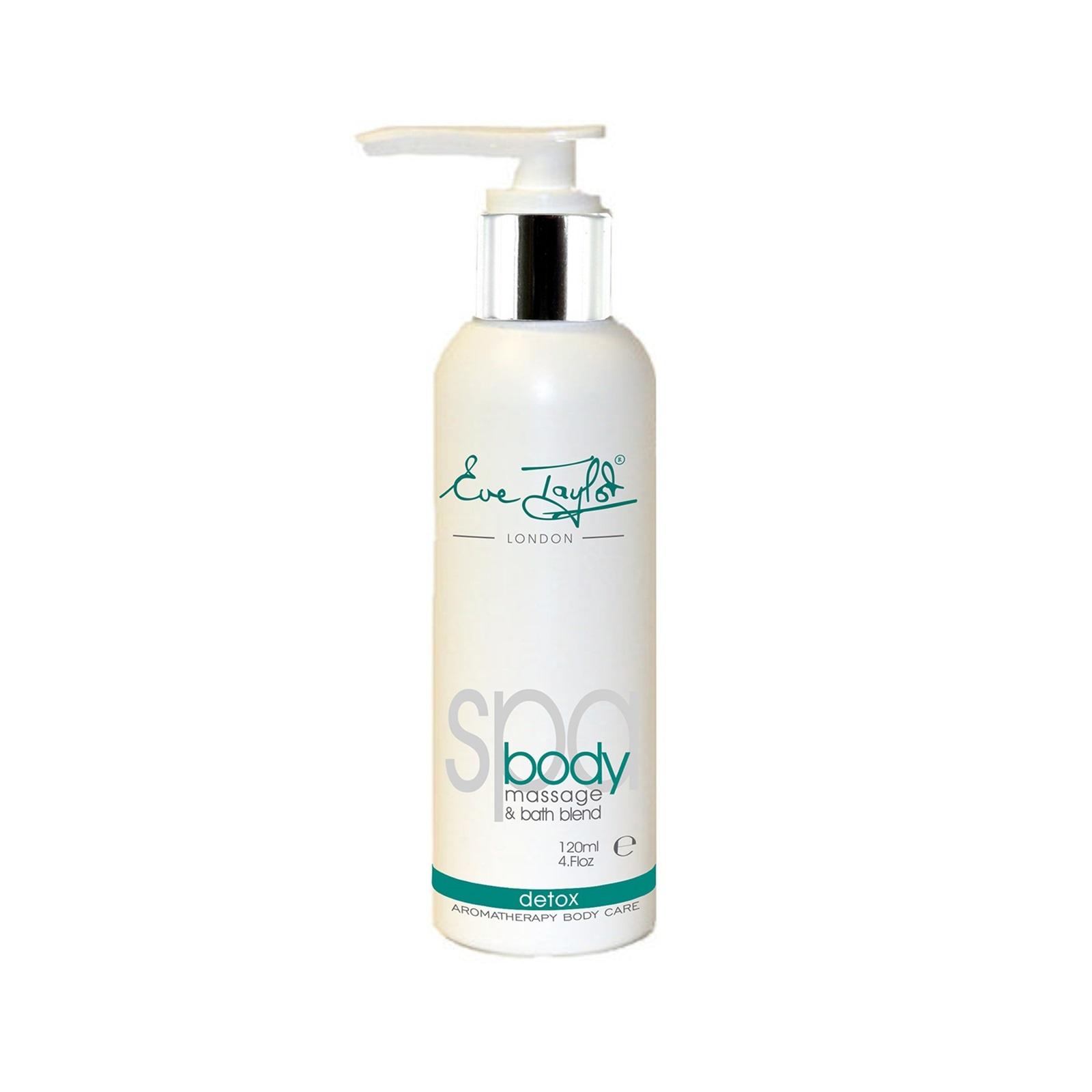 Eve Taylor Detox Massage & Bath Oil - Eve Taylor