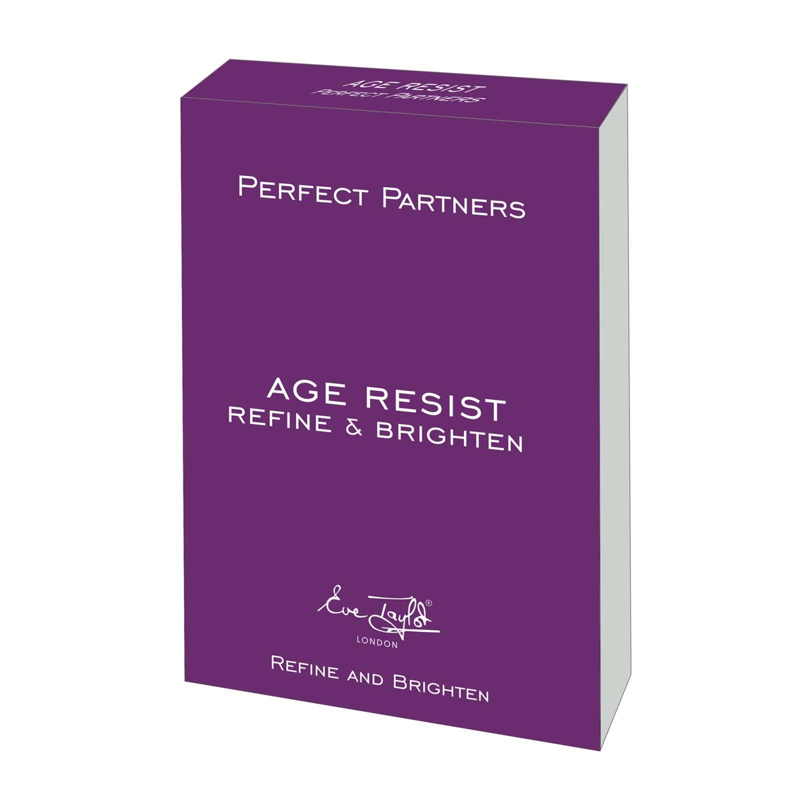 Eve Taylor  Perfect Partners –Refine & Brighten (C-Bright & Active Complex)- Eve Taylor