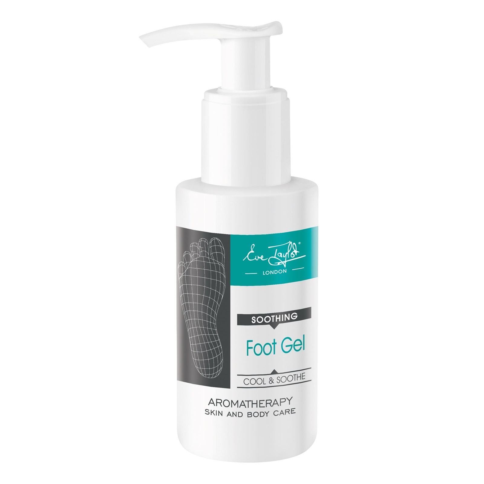 Eve Taylor Soothing Foot Gel50ML  - Eve Taylor
