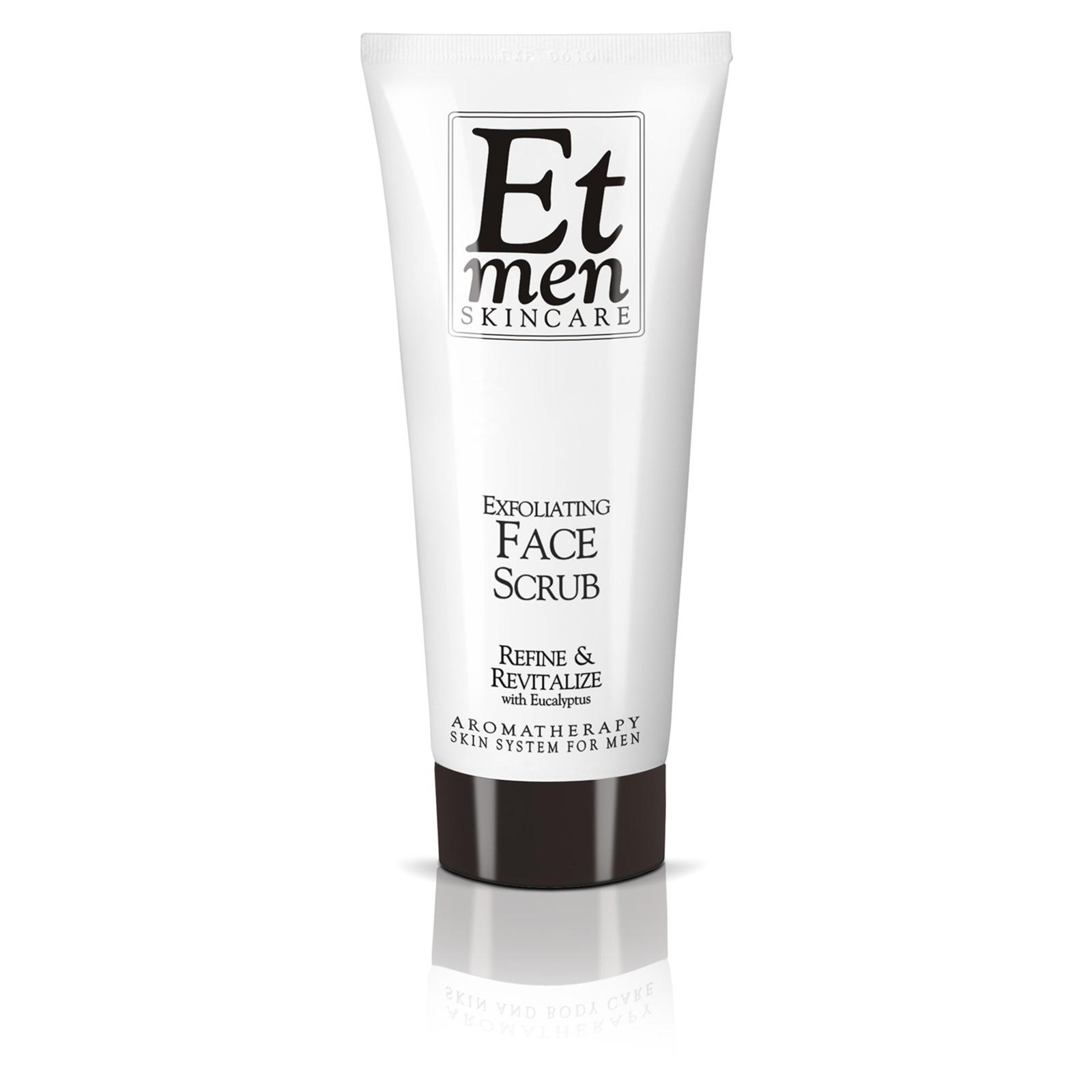 Eve Taylor Mens Face Scrub100ML - Eve Taylor