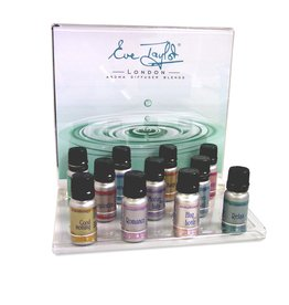 Eve Taylor Testerdisplay diffuser blends - Eve Taylor