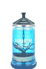 Barbicide Manicure Barbicide Desinfectieflacon Roestvrij Edelstaal Dompelaar - 630ml.