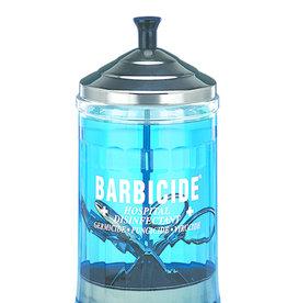 Barbicide Manicure Desinfectieflacon Roestvrij Edelstaal Dompelaar - 630ml