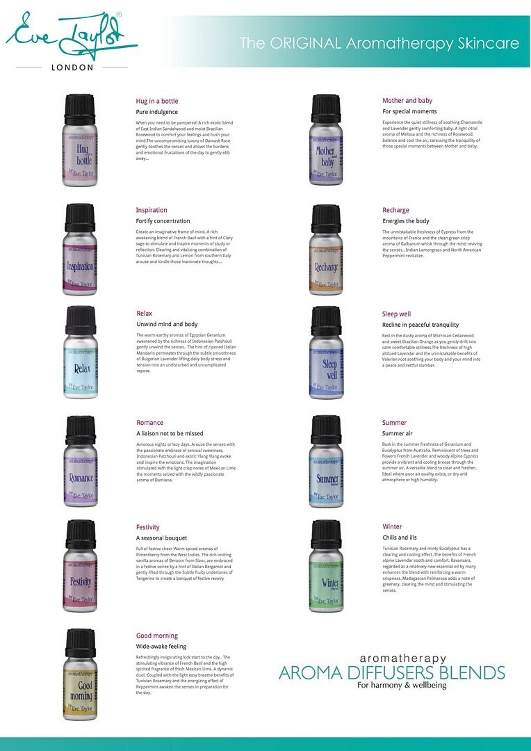 Eve Taylor Mother & Baby Diffuser Blend